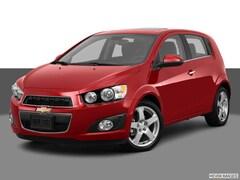 2013 Chevrolet Sonic RS Auto Hatchback 1G1JG6SB1D4170747