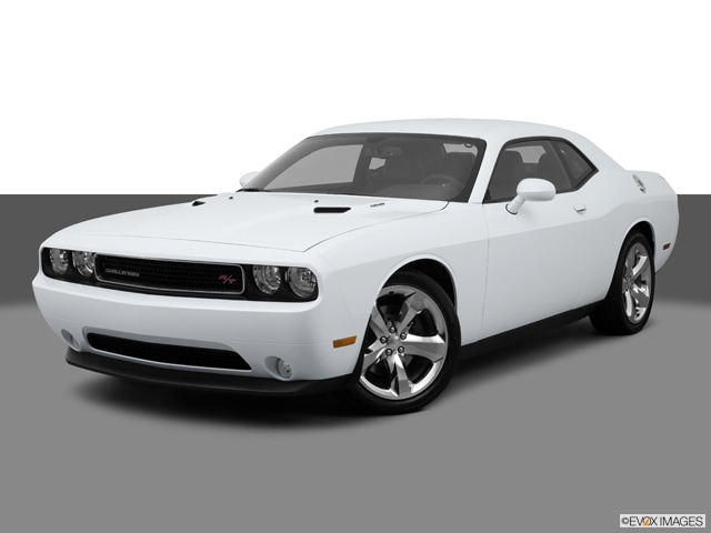 2013 Dodge Challenger R/T Coupe