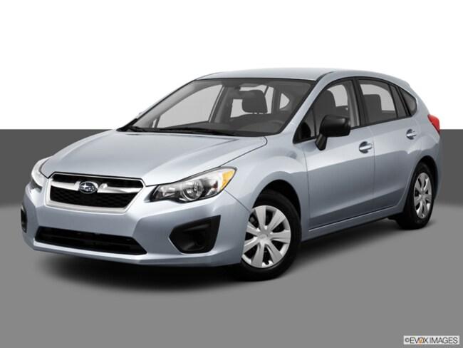2013 Subaru Impreza Wagon 2.0i Premium Man 2.0i Premium