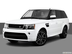 2013 Land Rover Range Rover Sport HSE SUV