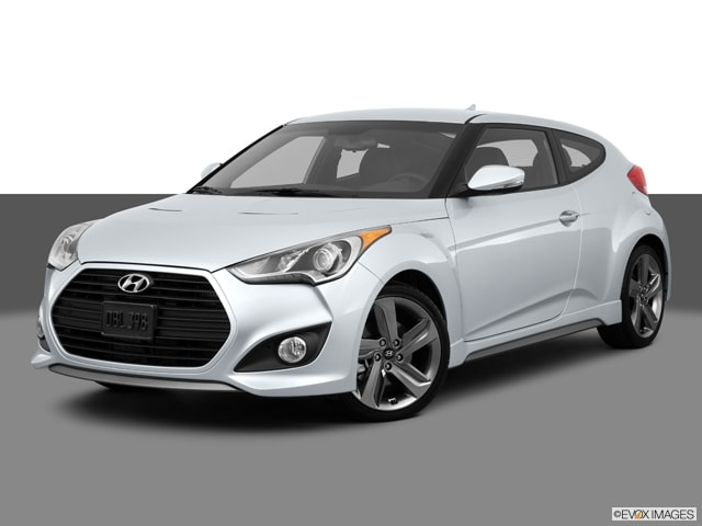 Used 2013 Hyundai Veloster Turbo Hatchback For Sale In Glenmont, NY