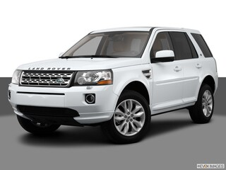 Pre-Owned 2013 Land Rover LR2 HSE SUV near Boston