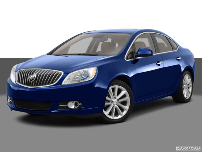 Used 2013 Buick Verano Leather Group Sedan for Sale in Plymouth, IN at Auto Park Buick GMC