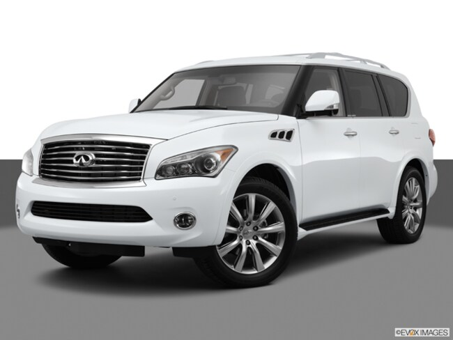 Used 2013 Infiniti Qx56 For Sale Frisco Tx