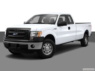 2013 Ford F-150 STX Truck SuperCab
