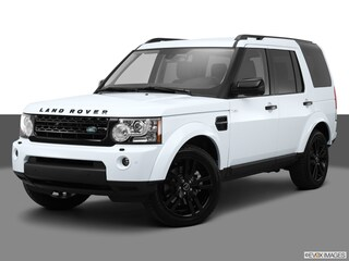 Pre-Owned 2013 Land Rover LR4 SUV for sale in Seattle, WA