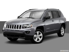 2014 Jeep Compass Sport Front-wheel Drive