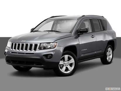 Used 2014 Jeep Compass Sport 4x4 For Sale | Richmond KY
