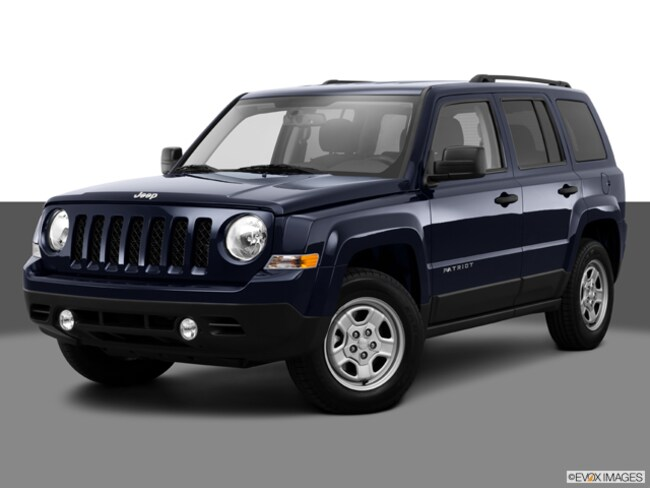 Used 2014 Jeep Patriot Sport SUV for sale in Whitehall WV