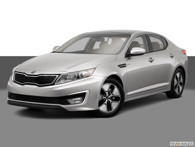 Used 2013 Kia Optima Hybrid For Sale Las Vegas Nv