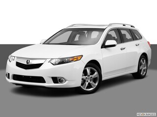 2013 Acura TSX Sport Wagon Tech Pkg Station Wagon