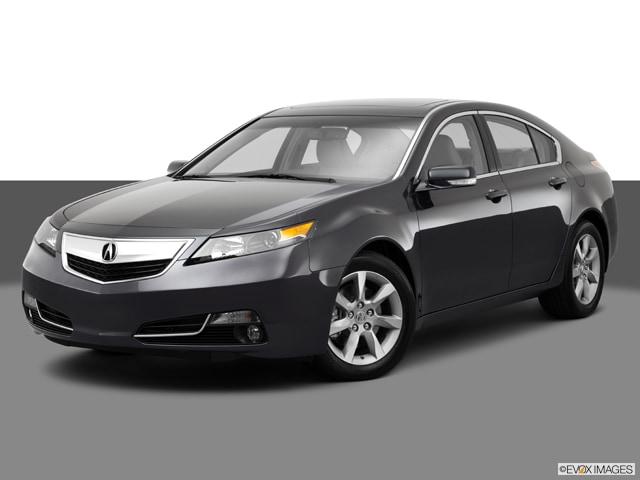 2013 Acura TL SH-AWD with Technology Package Sedan