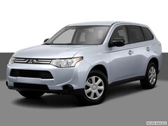 Used 2014 Mitsubishi Outlander SE SUV JA4AZ3A3XEZ002968 for sale in Louisville, KY at Neil Huffman Subaru