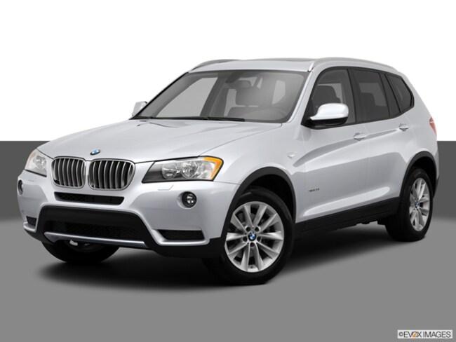 2014 BMW X3 xDrive28i Xdrive28i SUV
