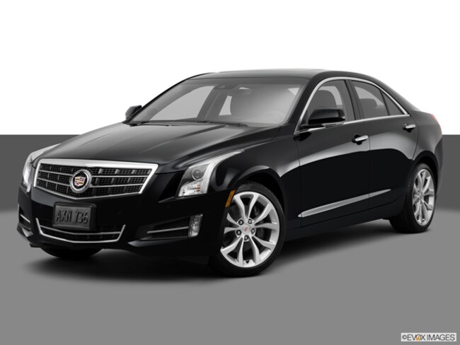 Used 2014 CADILLAC ATS 2.0L Turbo For Sale in Phoenix | Used ...