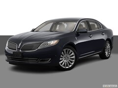 2014 Lincoln MKS All-wheel Drive
