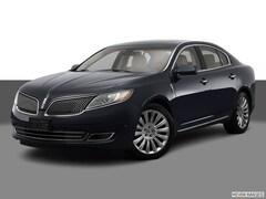 2014 Lincoln MKS Base Sedan
