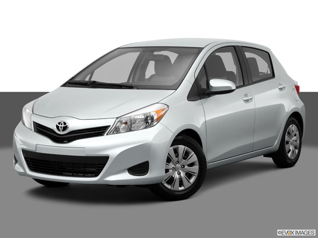 Used 2014 Toyota Yaris SE For Sale in Richardson TX ED592932