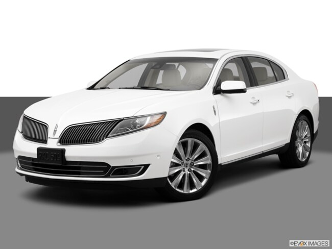 Used vehicle 2014 Lincoln MKS EcoBoost Car for sale near you in Ann Arbor, MI
