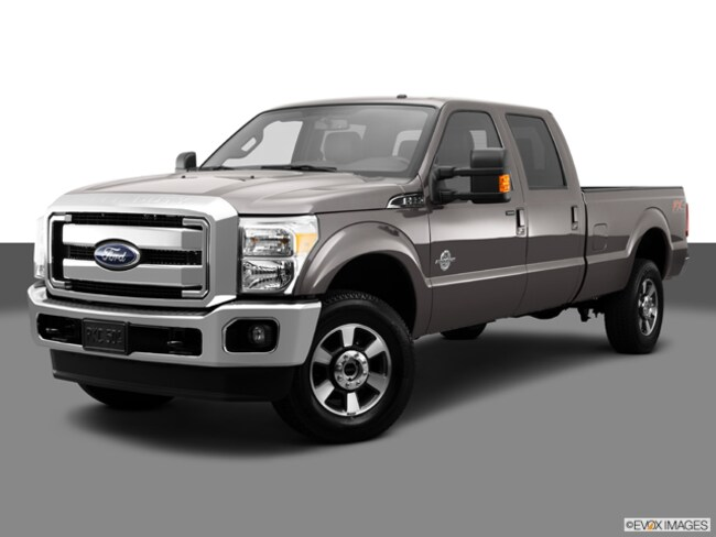 2014 Ford F-350 Super Duty Crew Cab Truck