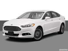 used 2014 Ford Fusion Titanium Sedan for sale in Hardeeville