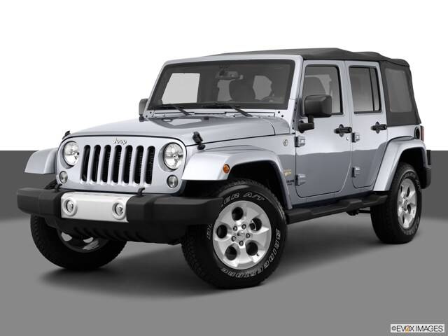 2014 Jeep Wrangler Unlimited Sport 4x4 SUV