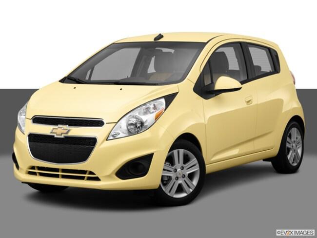 Used 2014 Chevrolet Spark 2LT Hatchback for sale Tinley Park, IL