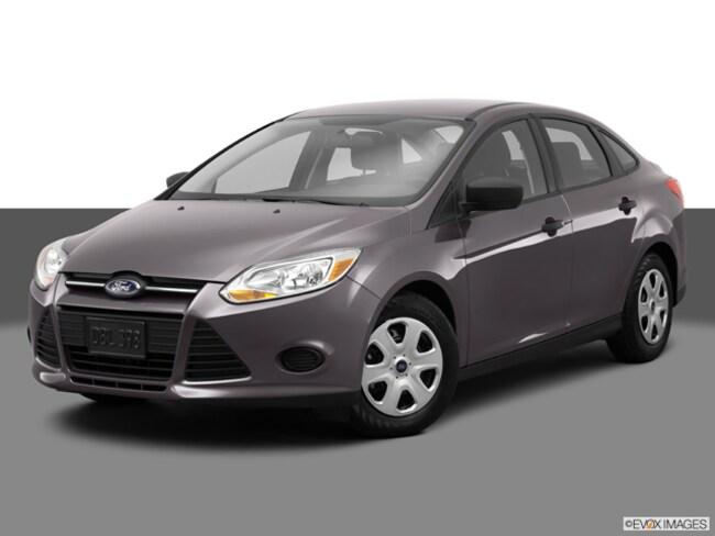2014 Ford Focus S Sedan