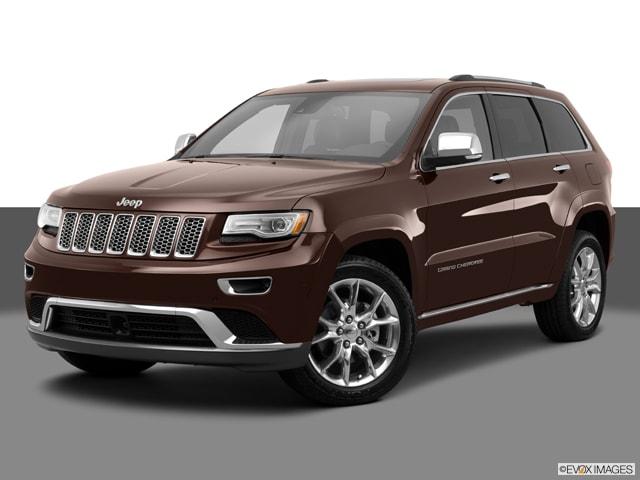 2014 Jeep Grand Cherokee Summit SUV