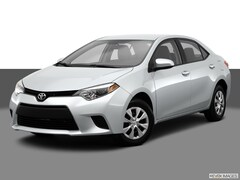 Used 2014 Toyota Corolla L SC1521A for sale in Sayre, PA
