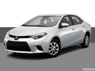 used 2014 Toyota Corolla LE Sedan for sale in Washington NC