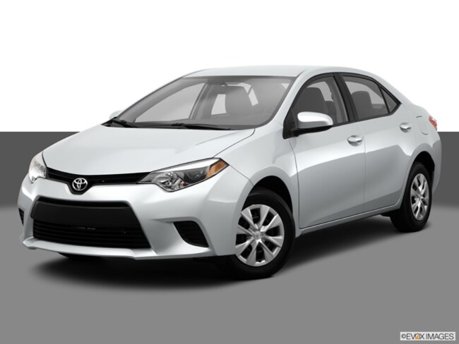 Certified 2014 Toyota Corolla S Plus Sedan Hanover PA