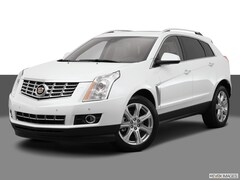 Used 2014 CADILLAC SRX Premium Collection SUV JC1058A for Sale in Conroe at Wiesner Hyundai