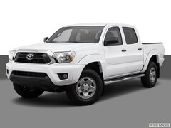 2014 Toyota Tacoma Base Crew Cab Truck