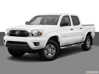 Used 2014 Toyota Tacoma 4WD Double CAB V6 MT 4x4 V6  Double Cab 5.0 ft SB 6M in Phoenix, AZ