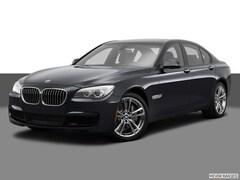 2014 BMW 750Li xDrive Sedan