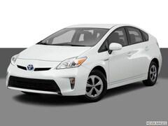 2014 Toyota Prius Hatchback