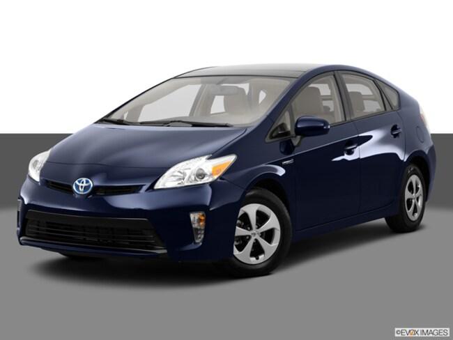 2014 Toyota Prius Four Hatchback