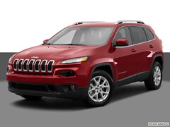 Used 2014 Jeep Cherokee Latitude 4X4 SUV for sale in Middlebury VT