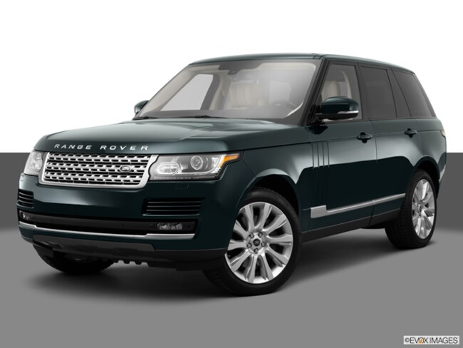 used 2014 land rover range rover 4wd 4dr hse for sale in