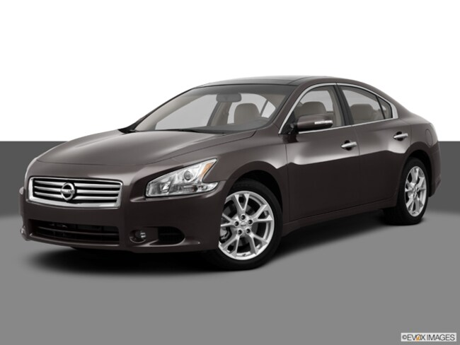 Used 2014 Nissan Maxima 3.5 SV For Sale in Phoenix AZ JC471061A ...