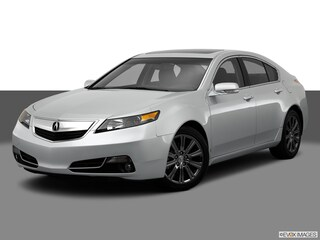 2014 Acura TL 3.5 Special Edition Sedan