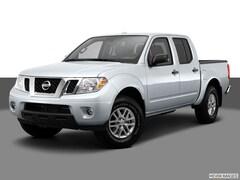 2014 Nissan Frontier SV Truck Crew Cab