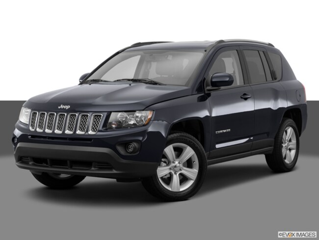 Used 2014 Jeep Compass Latitude SUV in Burlington, NC