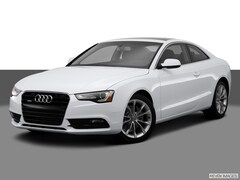 Used 2014 Audi A5 Premium Plus Coupe WAULFAFR3EA011922 For Sale in Stephenville, TX