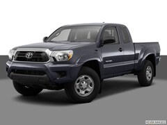 2014 Toyota Tacoma 4x4 Truck Access Cab