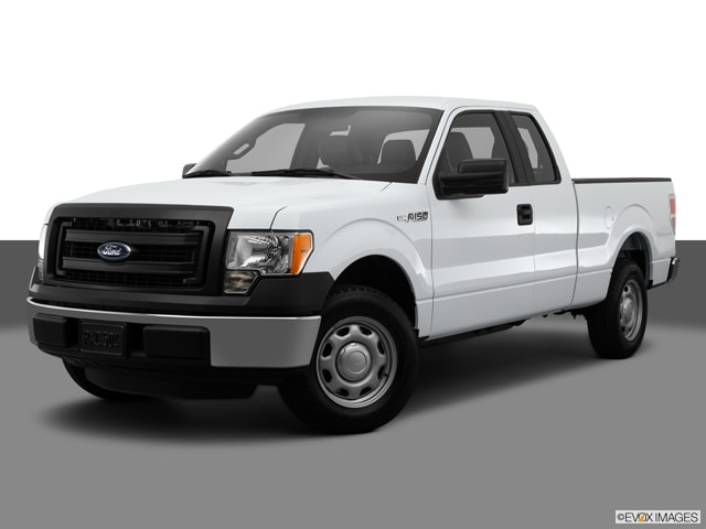 2014 Ford F-150 Extended Cab Truck