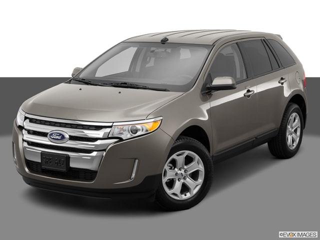 The Standard Features Of The Ford Edge Se Include