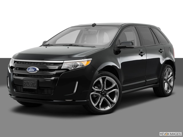 Used 2014 Ford Edge Limited SUV Waterford MI  sc 1 st  Suburban Ford of Waterford & Used 2014 Ford Edge For Sale in Waterford | Near West Bloomfield ... markmcfarlin.com