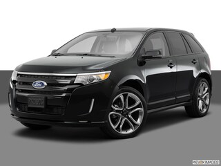 Used 2014 Ford Edge Limited SUV Muskogee Oklahoma